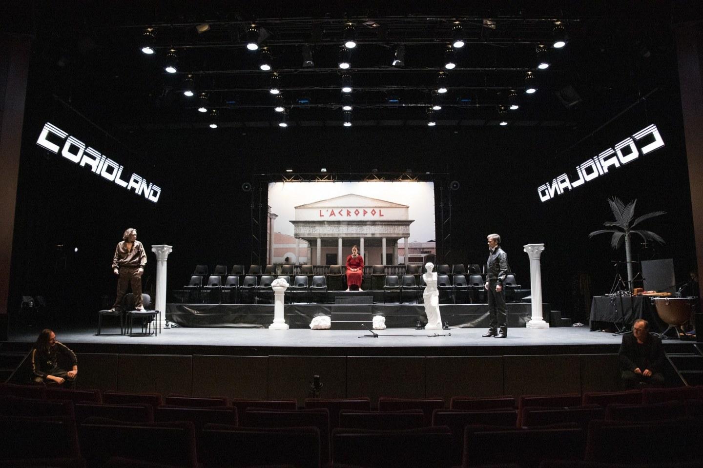 © Vincent Bérenger - Théâtre liberté, scène nationale Toulon / Châteauvallon