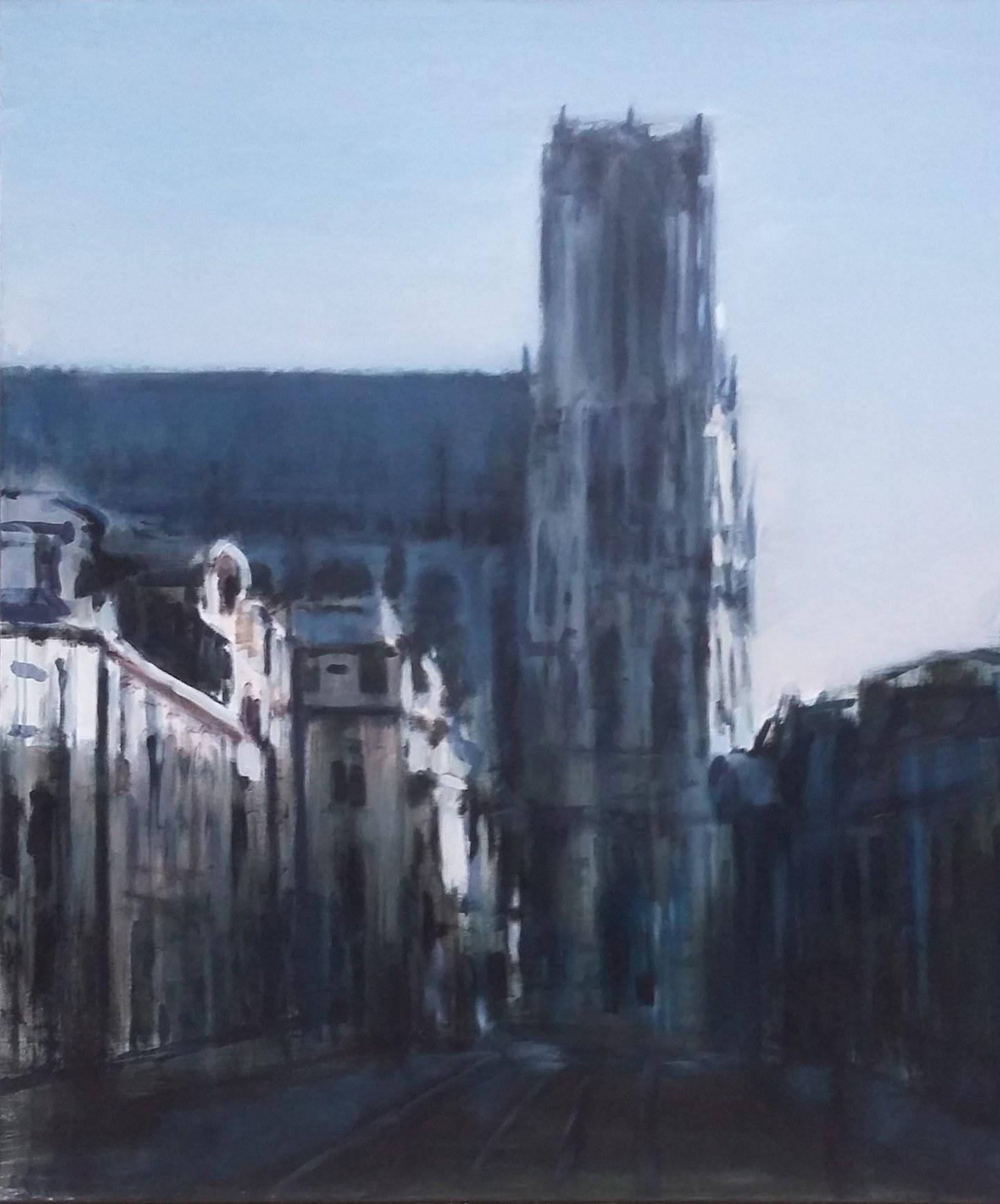 Reims, Cours Langlet © Léon Spierenburg